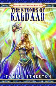 """Tameri's current book """"The Stones of Kaldaar"""" is available now!"""