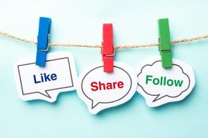 Like, Share, Follow