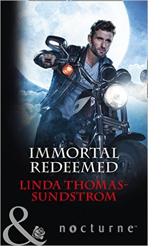 Immortal Redeemed uk cover