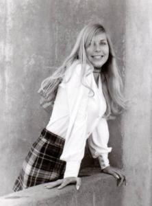 Linda at 17